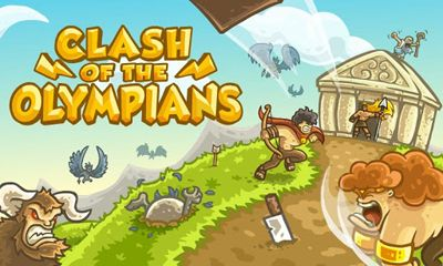 Clash of the Olympians poster