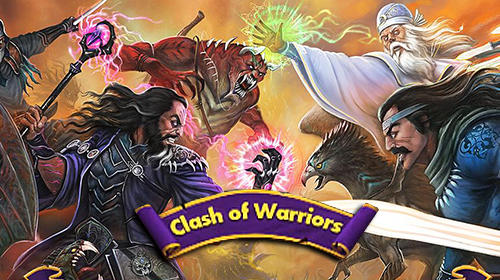 Clash of warriors: 9 legends обложка