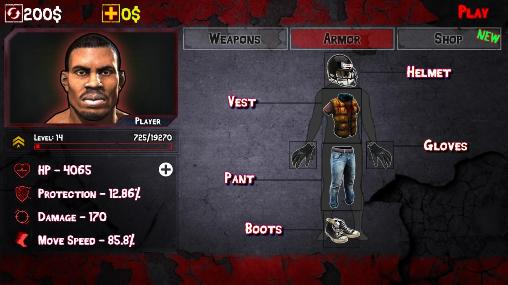 Clash of zombie: Dead fight screenshot 1
