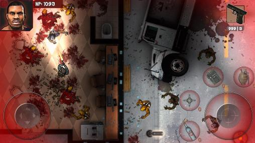 Clash of zombie: Dead fight screenshot 3