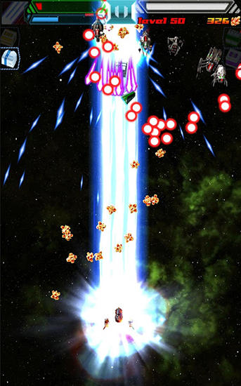 Jogue Clash: Space shooter para Android. Jogo Clash: Space shooter para download gratuito.