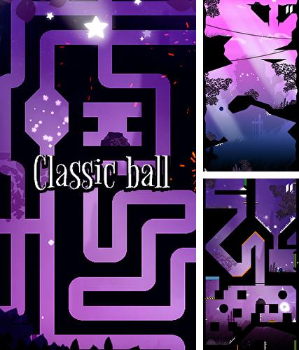 En plus du jeu Mission de lune pour téléphones et tablettes Android, vous pouvez aussi télécharger gratuitement Ballon classique et nuit des étoiles tombantes, Classic ball and the night of falling stars.