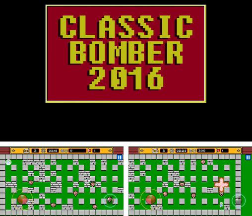 In addition to the game Tank 1990 HD for Android phones and tablets, you can also download Classic bomber 2016 for free.