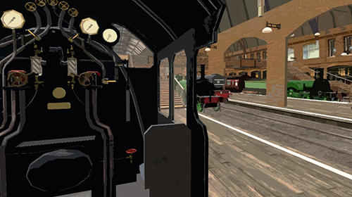 Classic train simulator: Britain screenshot 3