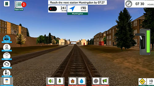 Classic train simulator: Britain screenshot 4