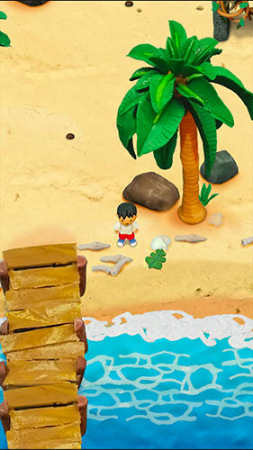 Clay island: Escape survival game screenshot 2