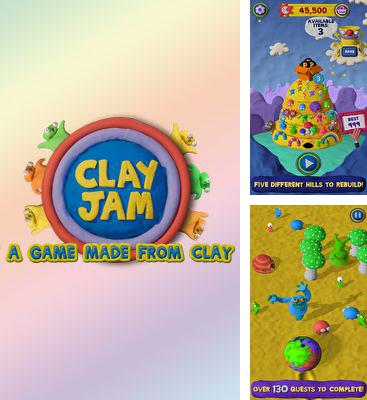 In addition to the game Babel Rising Cataclysm for Android phones and tablets, you can also download Clay Jam for free.