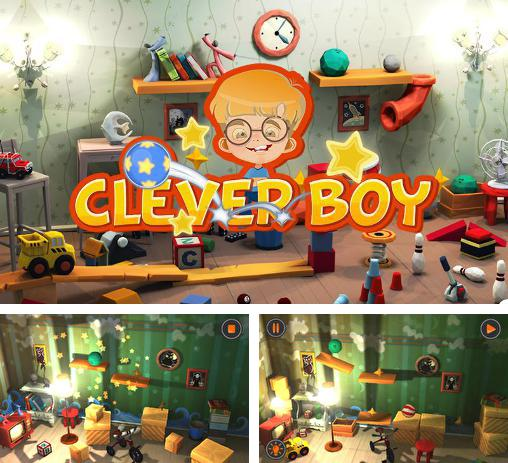 In addition to the game Pettson's Inventions for Android phones and tablets, you can also download Clever boy: Puzzle challenges for free.