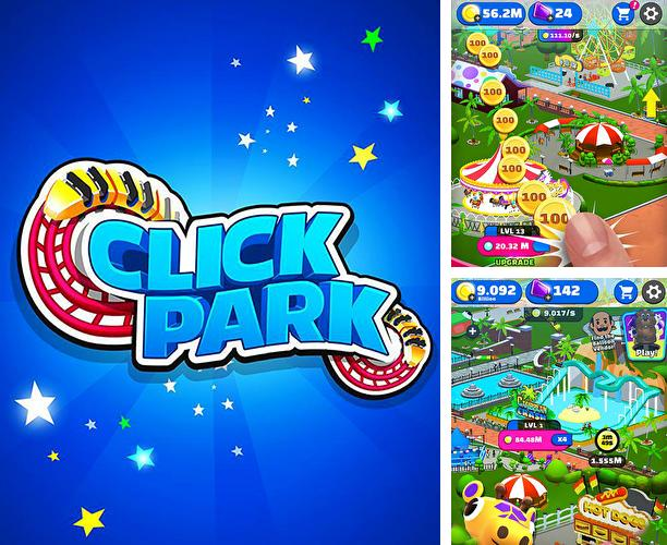Click park: Idle building roller coaster game!