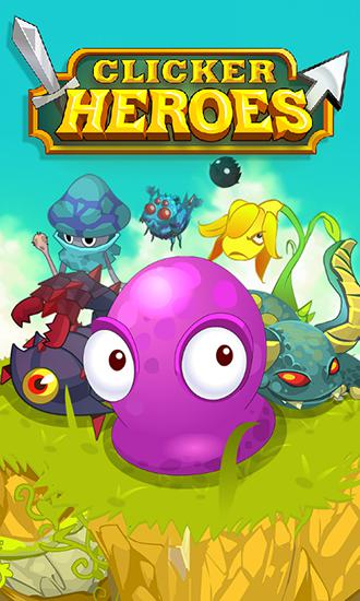 Clicker heroes poster