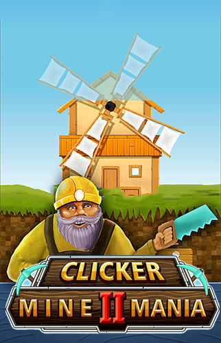 Clicker mine mania 2: Idle tycoon simulator poster