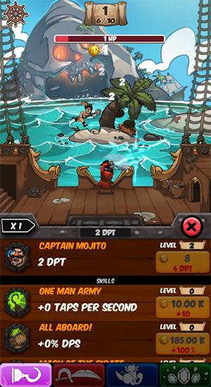 Potshot Pirates 3D screenshot 2