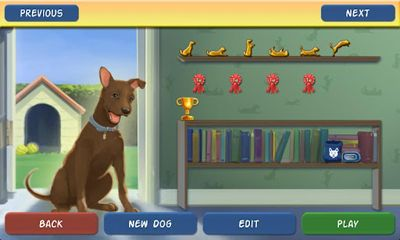 Download Clickety Dog Android free game.