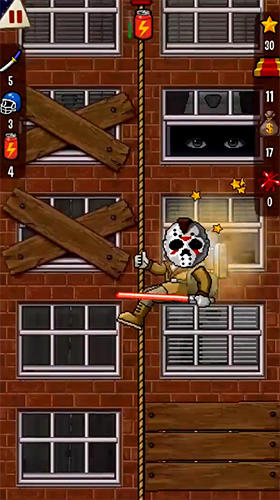 Climb or die: Smash and slash screenshot 1