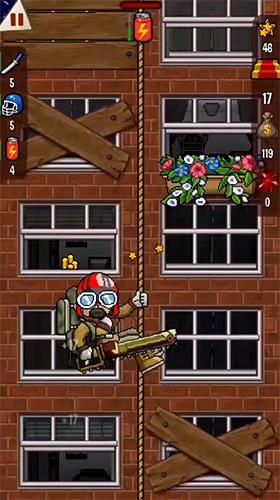 Climb or die: Smash and slash screenshot 3