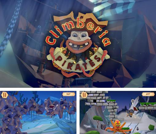 In addition to the game Anti infection for Android phones and tablets, you can also download Climberia: Pirates for free.