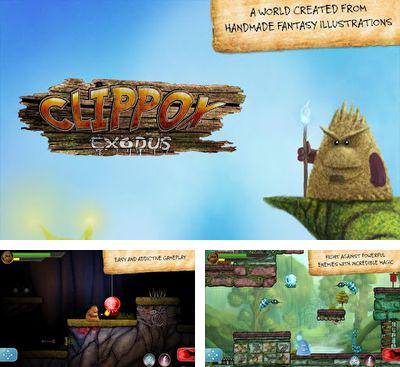 In addition to the game 100 Missions for Android phones and tablets, you can also download Clippox Exodus for free.