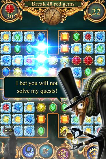 Clockmaker: Amazing match 3 screenshot 1