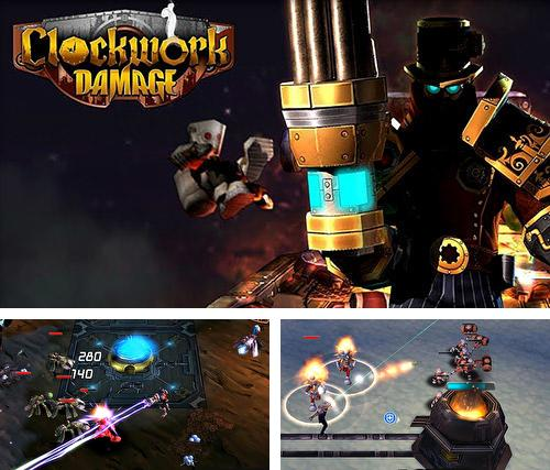 Clockwork damage: The ultimate shooter