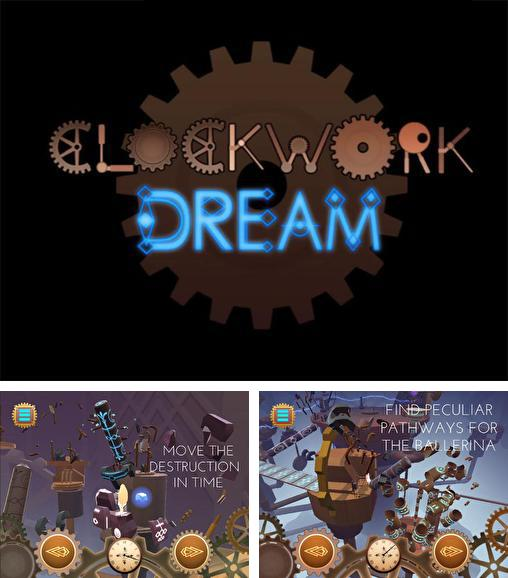 In addition to the game Love engine for Android phones and tablets, you can also download Clockwork dream for free.