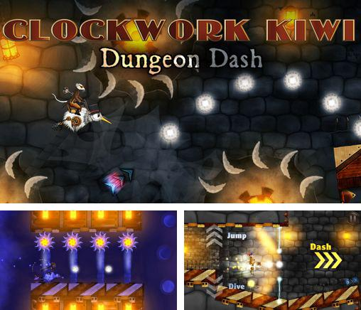 In addition to the game Zixxby for Android phones and tablets, you can also download Clockwork kiwi: Dungeon dash for free.
