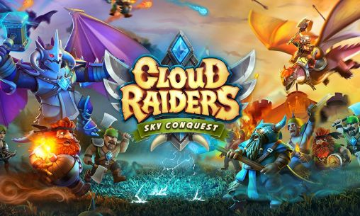 Cloud raiders: Sky conquest poster