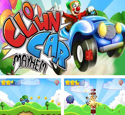 In addition to the game Move And Fire for Android phones and tablets, you can also download Clown Car Mayhem for free.