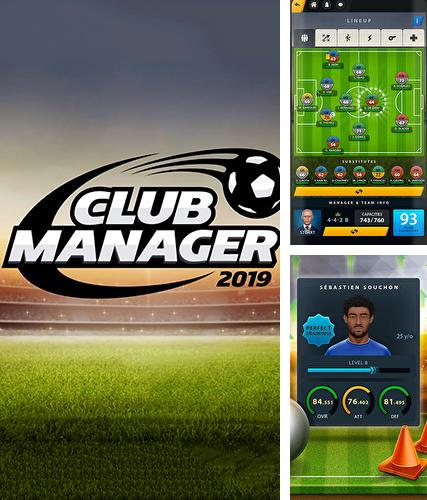 Club Manager 2019: Online soccer simulator game