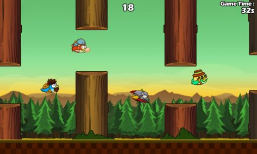 Flappy all für Android spielen. Spiel Flappy All kostenloser Download.
