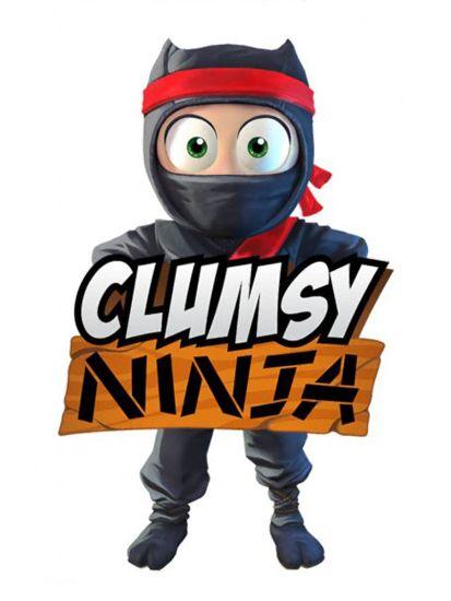Clumsy ninj