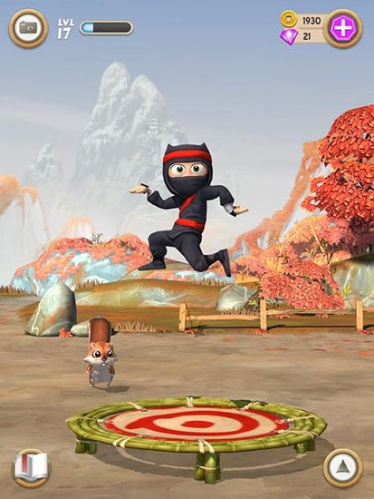 Clumsy ninja screenshot 2