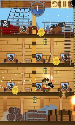 Clumsy Pirates screenshot 3