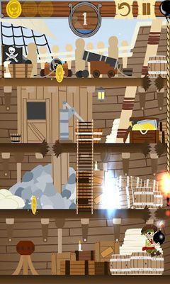 Clumsy Pirates screenshot 4