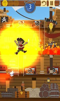 Clumsy Pirates screenshot 5