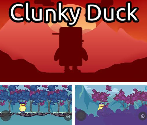 Clunky duck