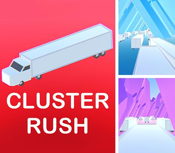 Cluster rush: Crazy truck