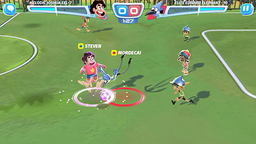 CN Superstar soccer: Goal!!! screenshot 1