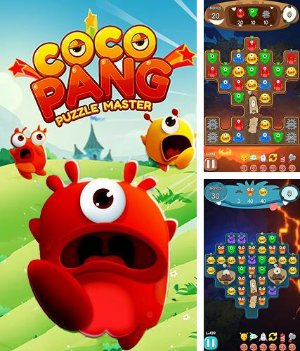 Coco pang: Puzzle master game