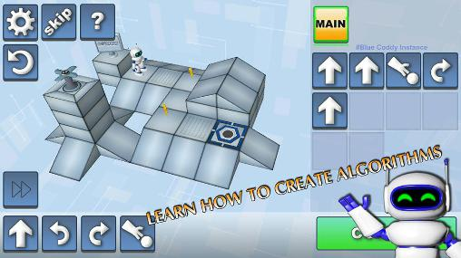 Coddy: World on algorithm screenshot 1