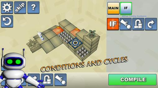 Coddy: World on algorithm screenshot 3