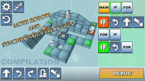 Coddy: World on algorithm screenshot 4