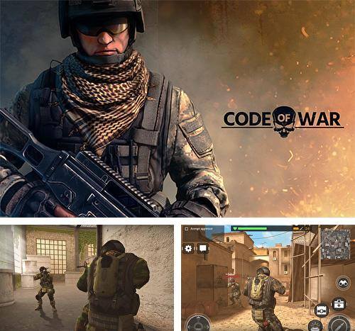 In addition to the game Last day fort night survival: Force storm. FPS shooting royale for Android phones and tablets, you can also download Code of war: Shooter online for free.