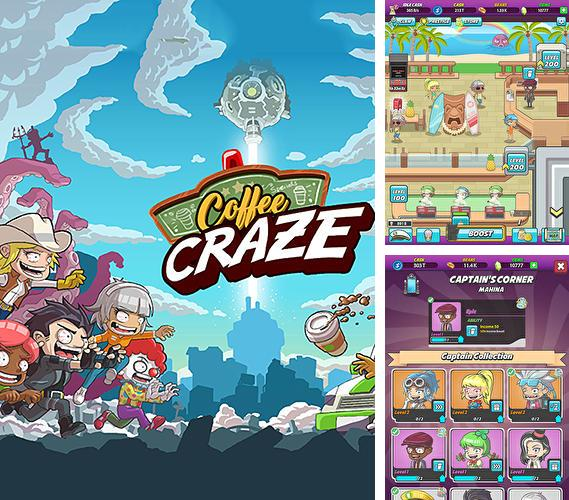 Coffee Craze: Idle barista tycoon