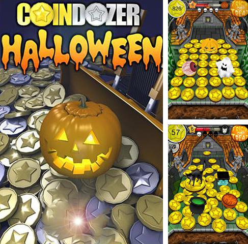 In addition to the game Garfield Coins for Android phones and tablets, you can also download Coin Dozer Halloween for free.