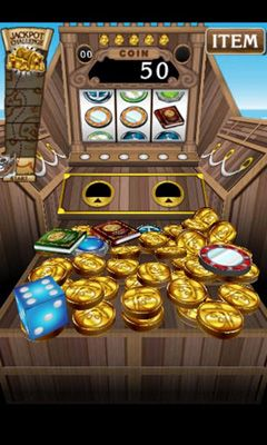 Kostenloses Android-Game Münz Piraten. Vollversion der Android-apk-App Hirschjäger: Die Coin Pirates für Tablets und Telefone.