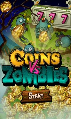 Coins Vs Zombies poster