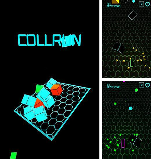 In addition to the game dab-Titan for Android phones and tablets, you can also download Collrun for free.