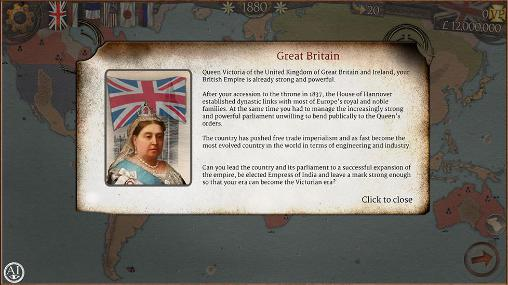 Screenshots von Colonial conquest für Android-Tablet, Smartphone.
