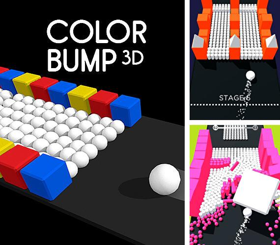 Color bump 3D
