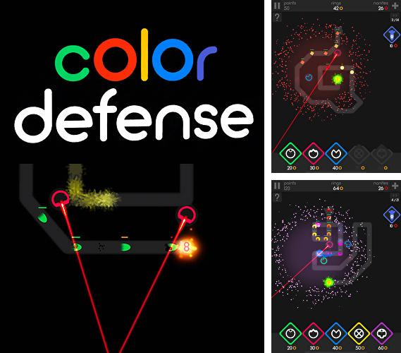Color defense: Tower defense TD